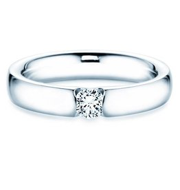 Verlobungsring Destiny Silber