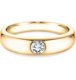 Verlobungsring Promise Gelbgold