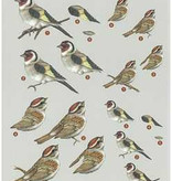 Romak 3D sheet Romak Karen Birds