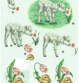 Romak 3D sheet Romak Karen Animals