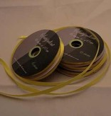 Central Craft Collection 6mm Satin Ribbon Yellow