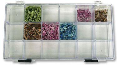 Hobbycentraal Bead Bowl 18 small compartments