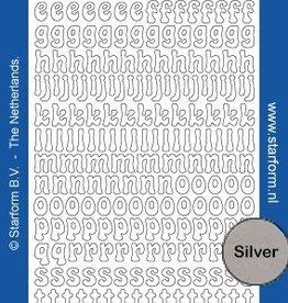 Starform Sticker Alphabet small