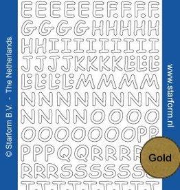 Starform Sticker Alphabet