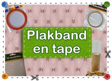 Tape og tape