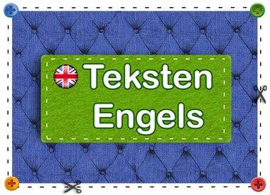 Tekster English