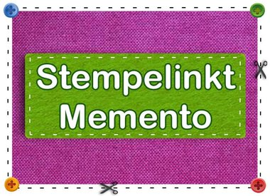 Stamp Ink Memento
