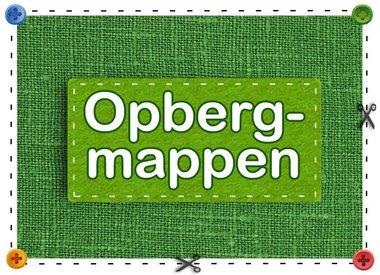 Opberg Mappen