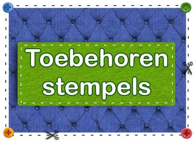 Accessoires Timbres
