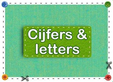 Tal og bogstaver