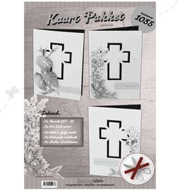 Hobby Idee Condolence card set Expression