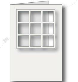 Romak Romak Kaart Wit 125 stuks