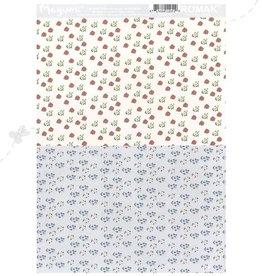 Romak 3D sheet Romak Megumi Background
