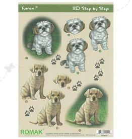 Romak Feuille 3D Romak Karen Dogs