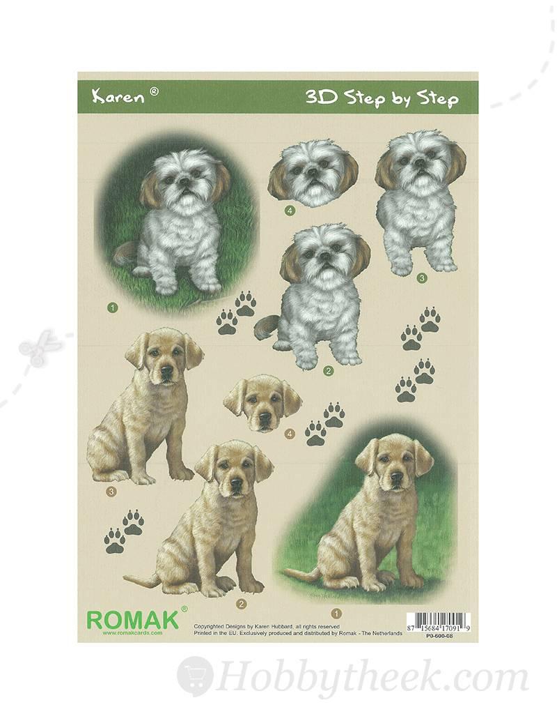 Romak 3D ark Romak Karen Dogs