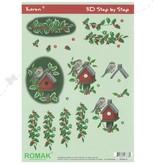 Romak 3D sheet Romak Karen Christmas