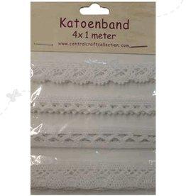 Central Craft Collection Cotton Band 4x1 mètres