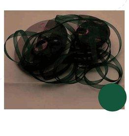 Central Craft Collection 6mm Organza Ribbon Noël vert