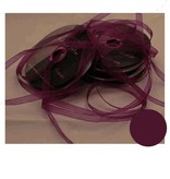 Central Craft Collection 6mm Purple Ribbon Organza