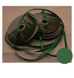 Central Craft Collection 6mm satin ruban vert