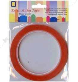 Je Je Produkt Dubbelzijdig tape extra sterk 9 mm