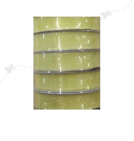 Romak Ribbon Organza 15 mm Gul