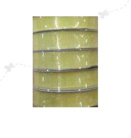 Romak Ribbon Organza 15 mm Yellow