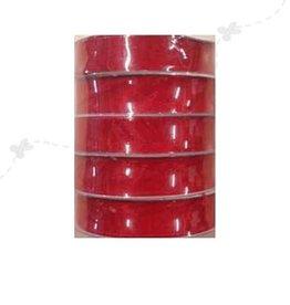 Romak Ribbon Organza 15 mm Rød