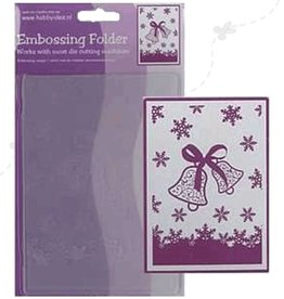Central Craft Collection Embossing Folder Christmas 10,5x15cm