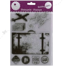 Hobby Idee Travel Stamp 15,5 x 20 cm