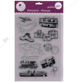 Hobby Idee Holiday Stamp 20 x 30 cm