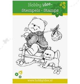 Hobby Idee stamp Bears