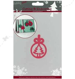 Hobby Idee Cut Mal Label Christmas tree