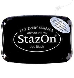 Tsukineko Stazon path Ink jet black