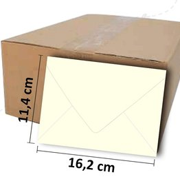 Romak Creme Romak de Enveloppes