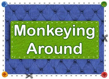 Heartfelt Monkeying Around
