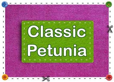 Heartfelt Classic Petunia