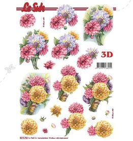 Le Suh 3D sheet