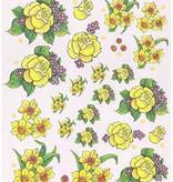 Romak 3D sheet Romak Megumi Flowers