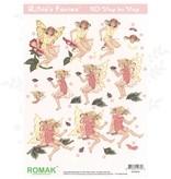 Romak 3D sheet Romak Ritva's Fairies
