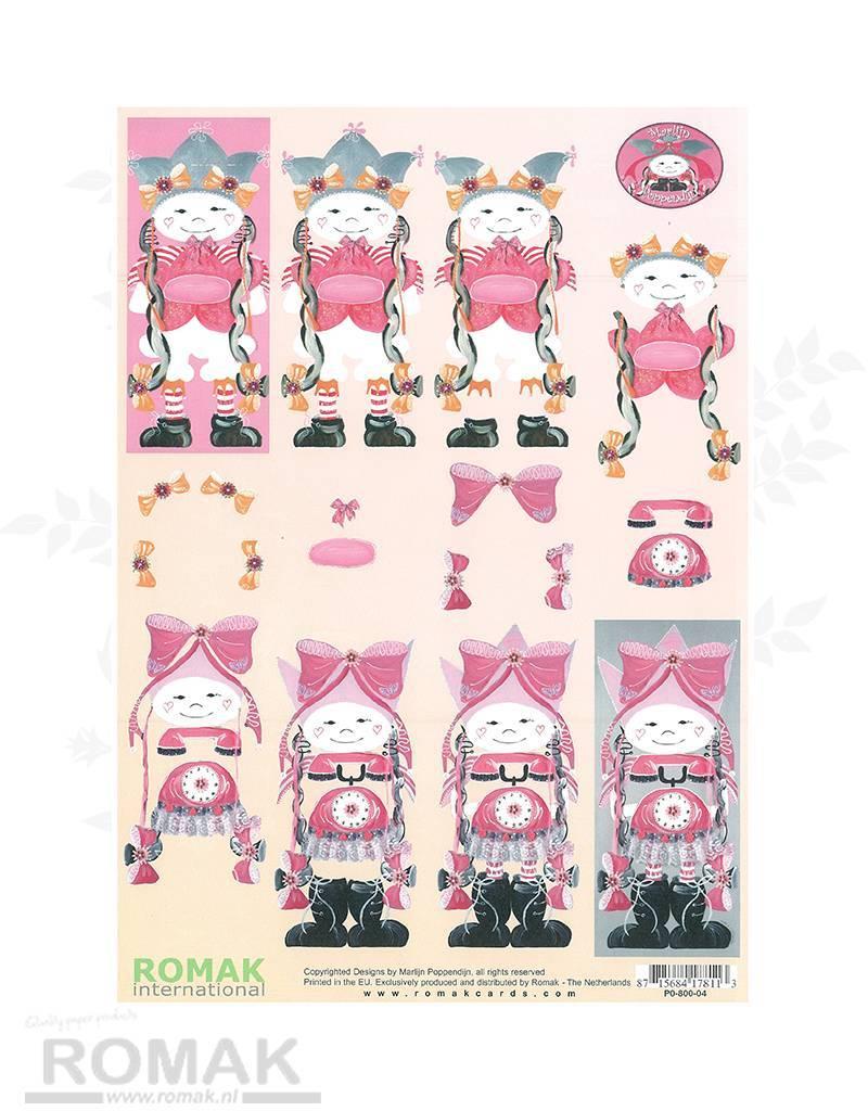 Romak 3D sheet Romak Eastern