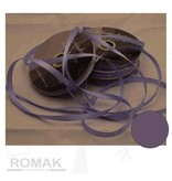 Central Craft Collection 6mm satinbånd Lilac