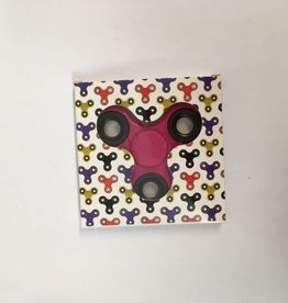 """Fidget Spinner roze """"Long spin"""""""