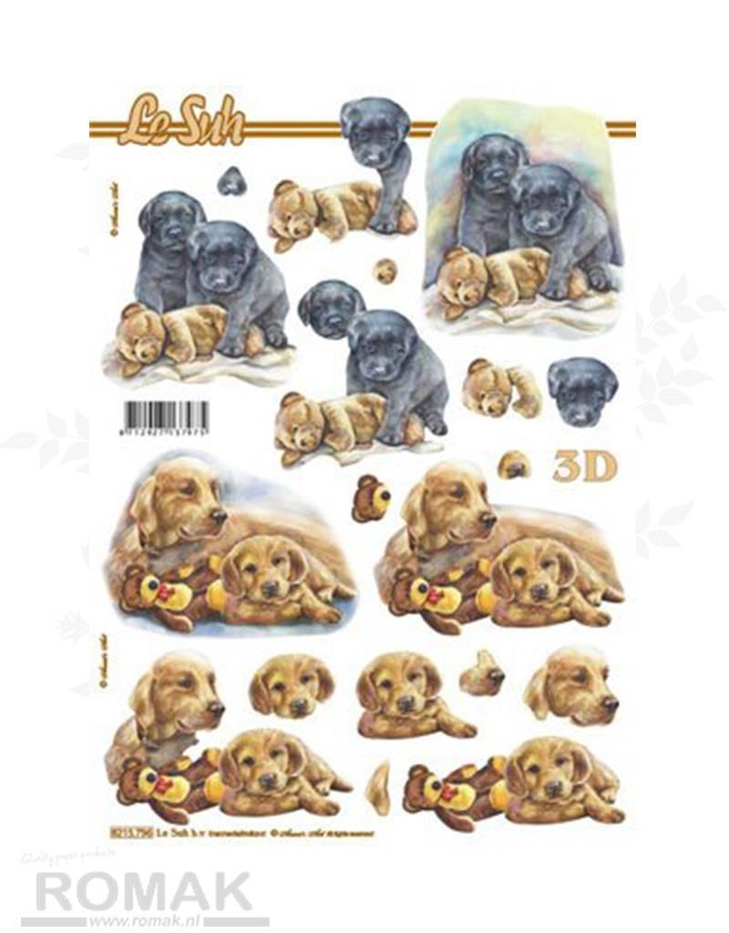 LeSuh Le Suh 3D ark