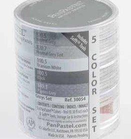 Pan Pastel PanPastel Set 5 Greys