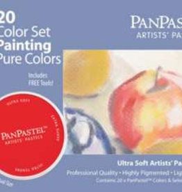 Pan Pastel PanPastel set 20 Painting