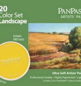 Pan Pastel PanPastel set 20 Landscape