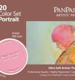 Pan Pastel PanPastel set 20 Portrait