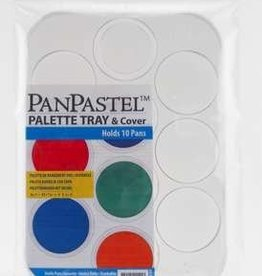Pan Pastel Tray Palette for 10 colors