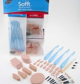 Pan Pastel Soft Tools -Combination Set